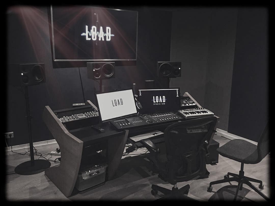 Studio Load - Console